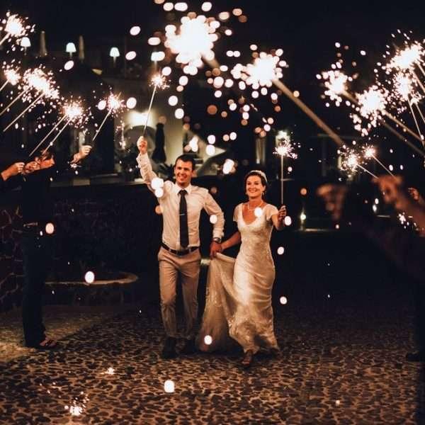 Бенгальская свеча 600 мм.
